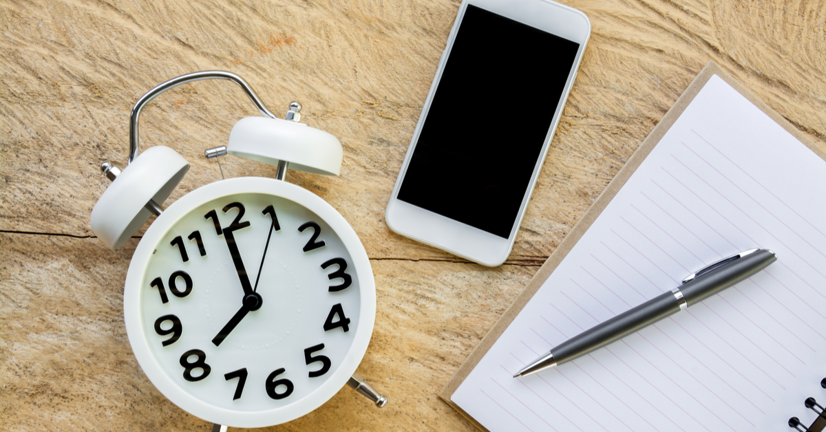 How To Manage Your Time & Efficiency